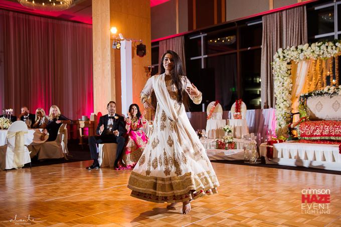 Wedding at Four Seasons Seattle. Photo by Alante Photography. Li