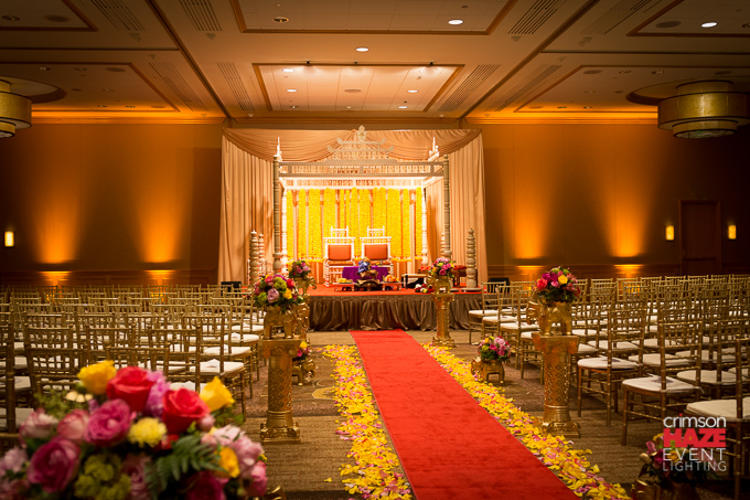 Wedding, Hyatt Regency Bellevue, May 2016
