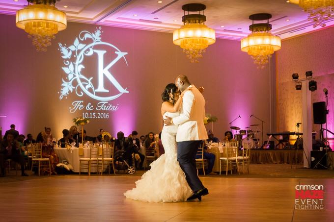 Wedding, Hyatt Regency Bellevue, October 2016
