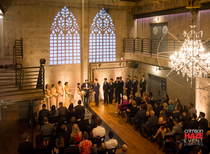 Wedding, Fremont Foundry, Oct 2016