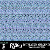 "RANGO ""Magic Eye"""