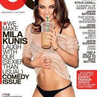 SEXY 'Mila Kunis' does GQ (photos)