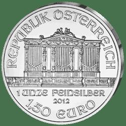 Moneda Bullion de Plata