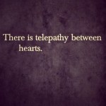 hearts telepathy let love talk