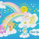 I think Im in heaven carebears rainbows love cartoons cloudshellip