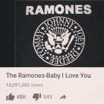 theramones baby iloveyou