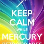 August 12  Sept 5 mercuryretrograde enjoy redo rethink renewhellip