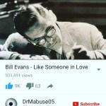 billevans piano man love the sound of keys