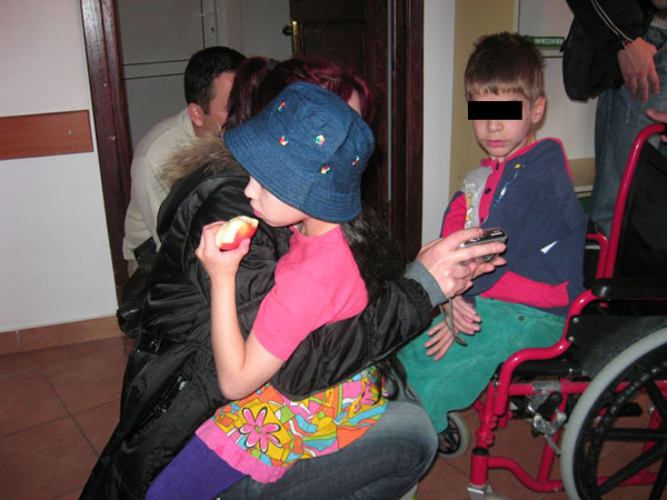 copii cu autism