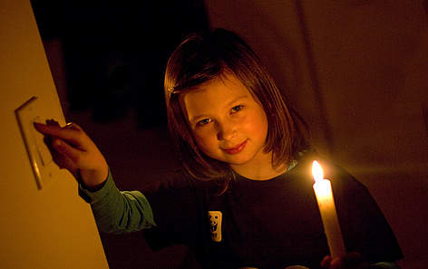 Earth Hour Focsani
