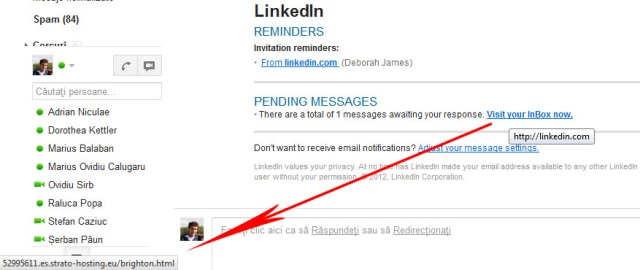 linkedin scam 2