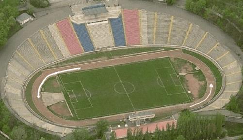 stadion directie alergare