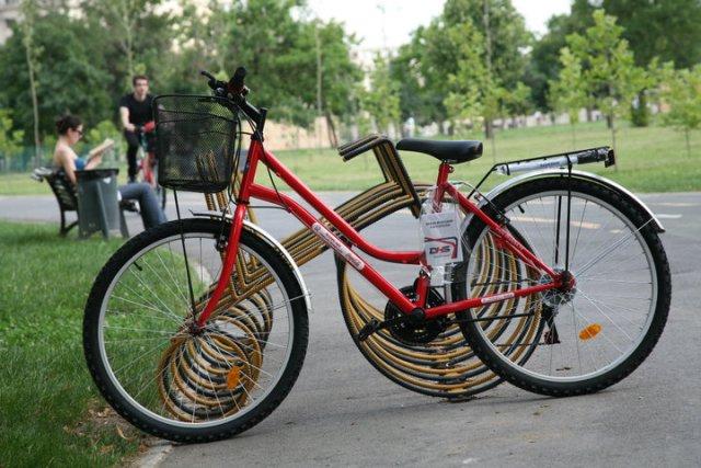 bicicleta rosie coca cola