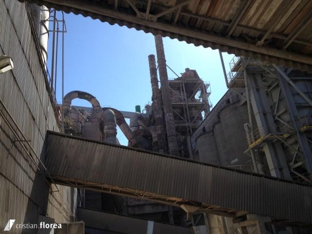 vizita bloggerilor la fabrica de ciment de la chiscadaga 14