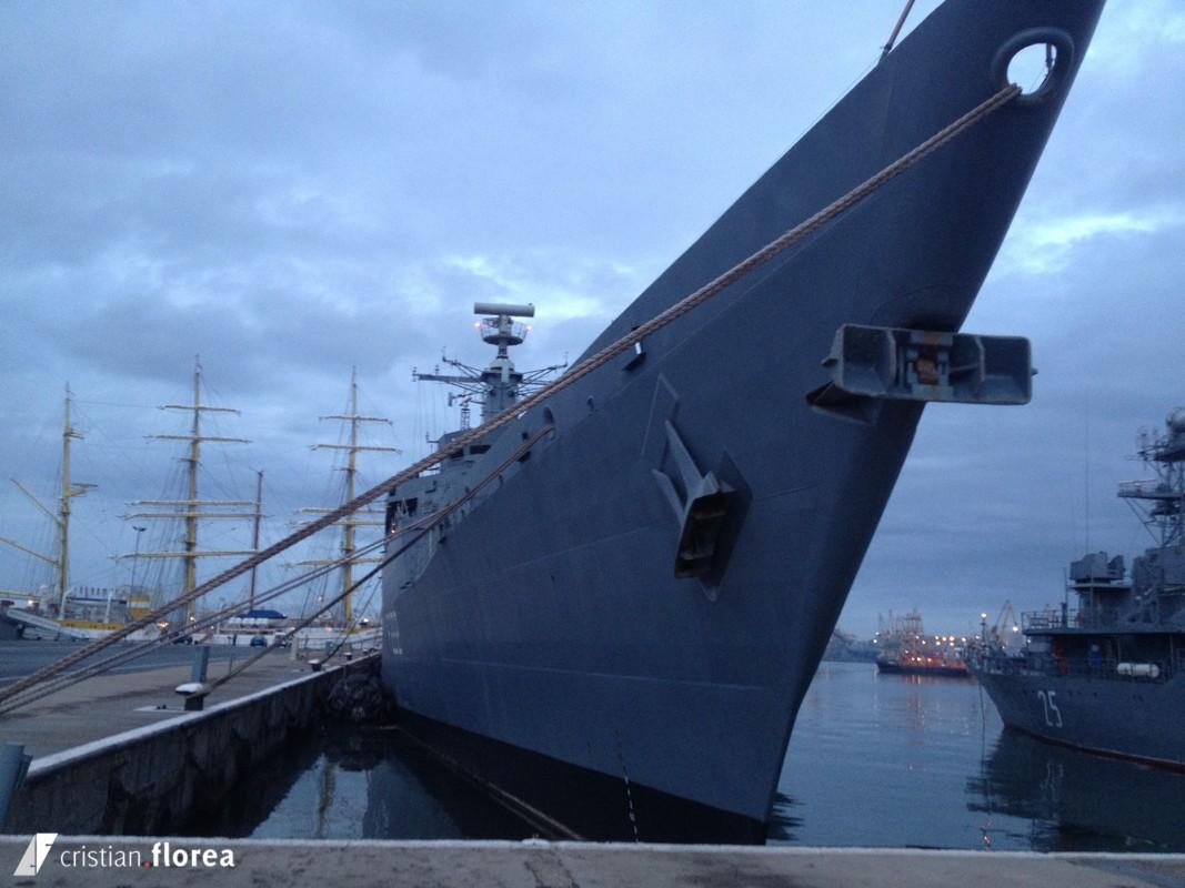 aventura pe o nava cu panze - constanta varna 2