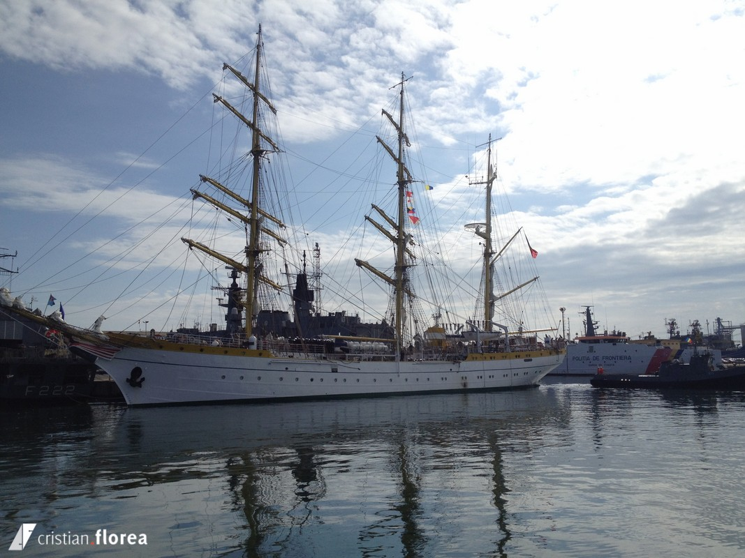 aventura pe o nava cu panze - constanta varna 20