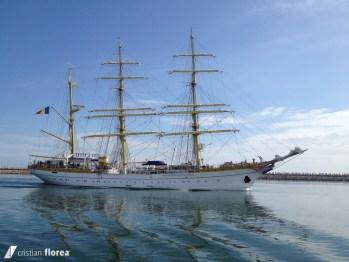 aventura pe o nava cu panze - constanta varna 28