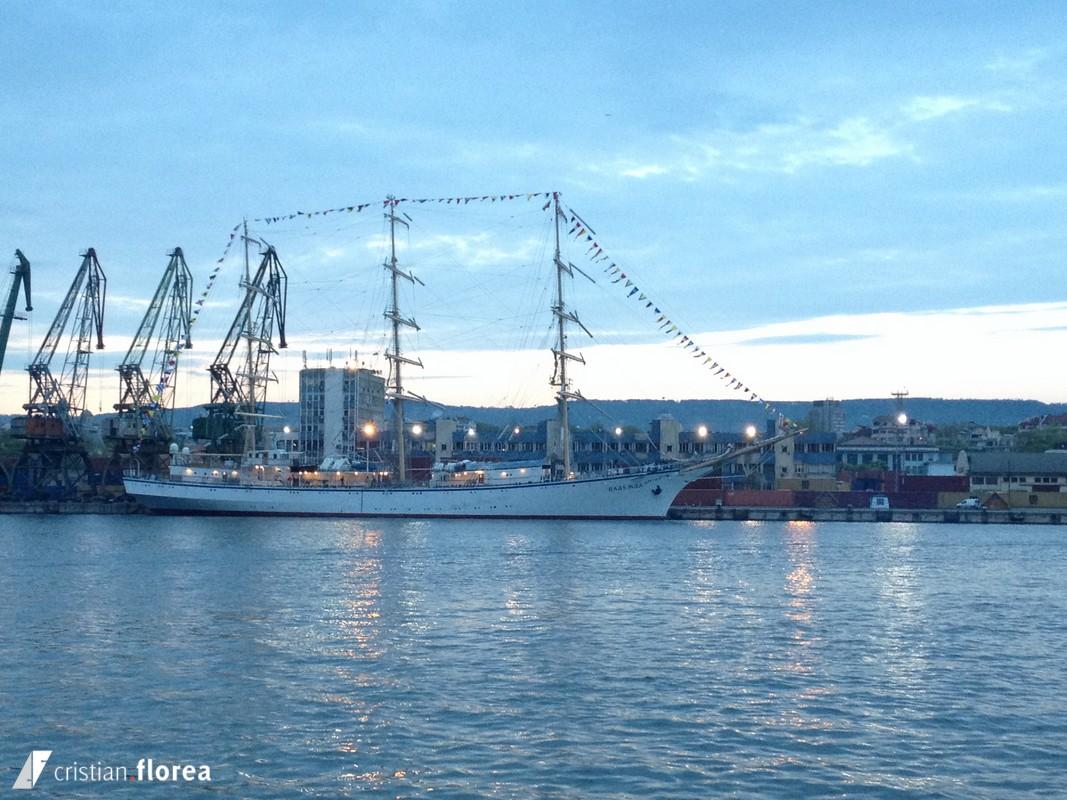aventura pe o nava cu panze - constanta varna 67
