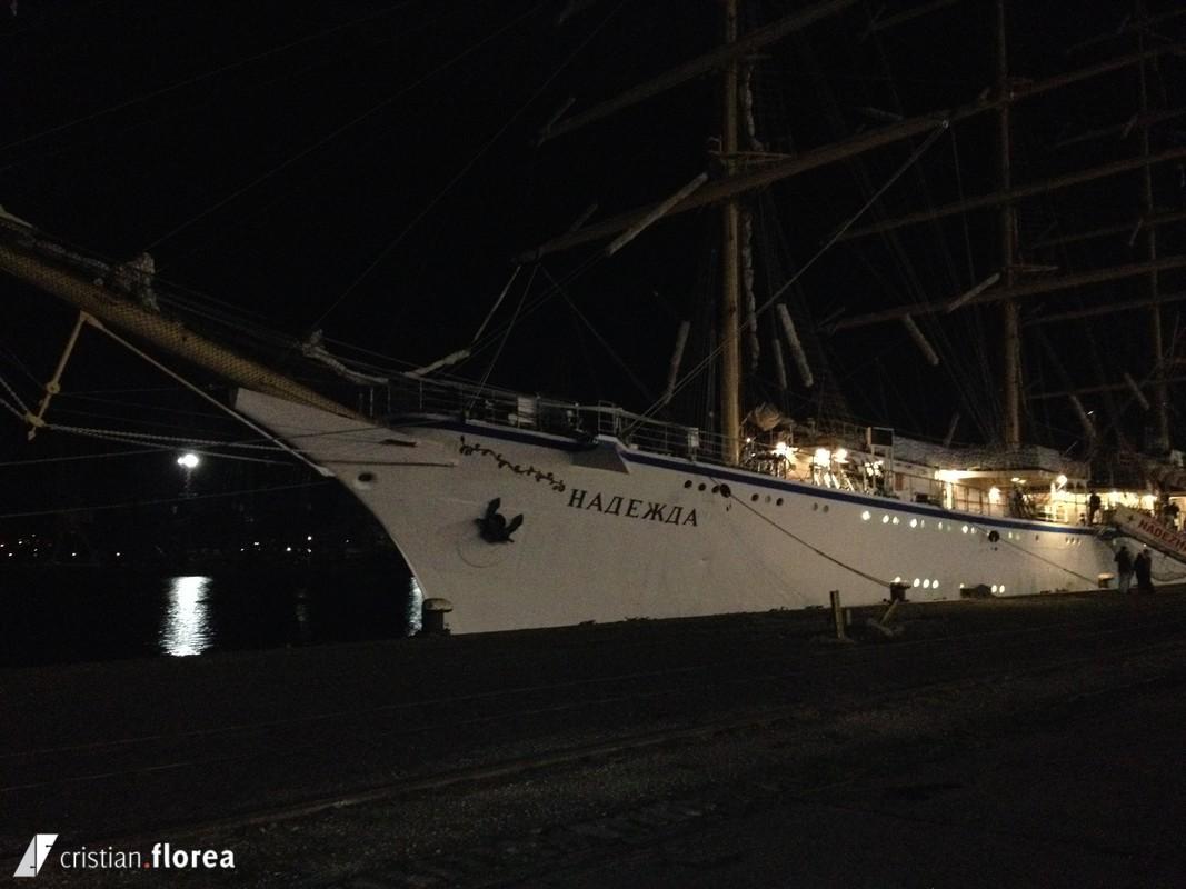 aventura pe o nava cu panze - constanta varna 71