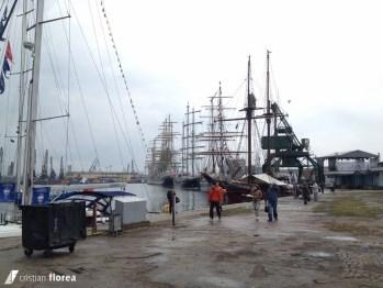 aventura pe o nava cu panze - constanta varna 78