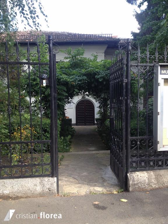 cea mai veche casa din Bucuresti - muzeul theodor pallady