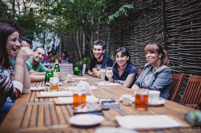 intalnirea bloggerilor cu mehdi aminian - fondatorul roots revival