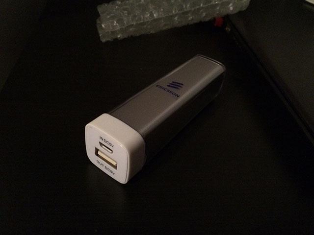baterie externa de la ericsson