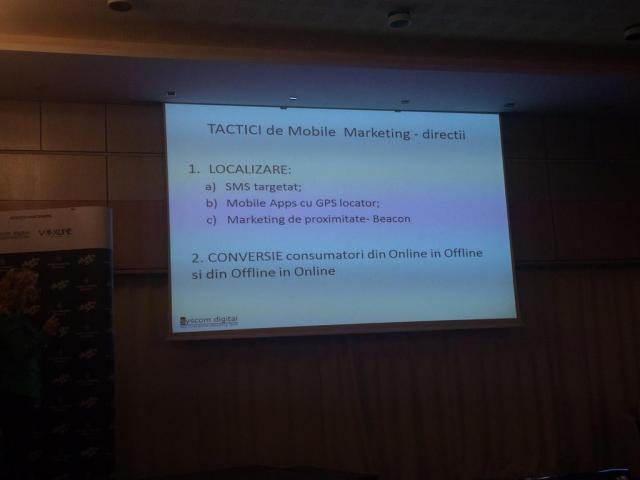 tactici de mobile marketing - directii #mobifest15