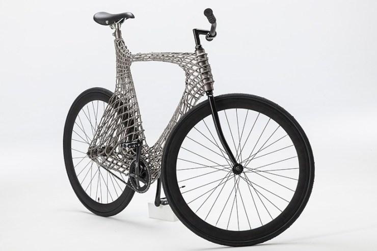 bicicleta printata 3D