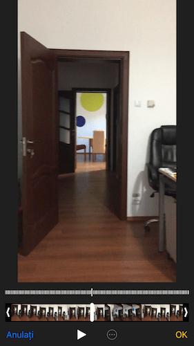 schimba viteza clipurilor filmate in slow-motion cu iphone-ul 3