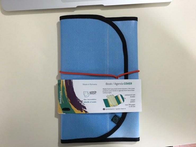 agenda din materiale reciclate 2