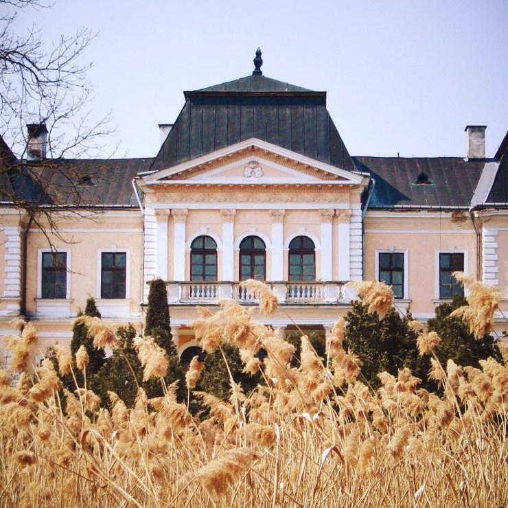 castelele româniei - Castelul Banffy - Rascruci
