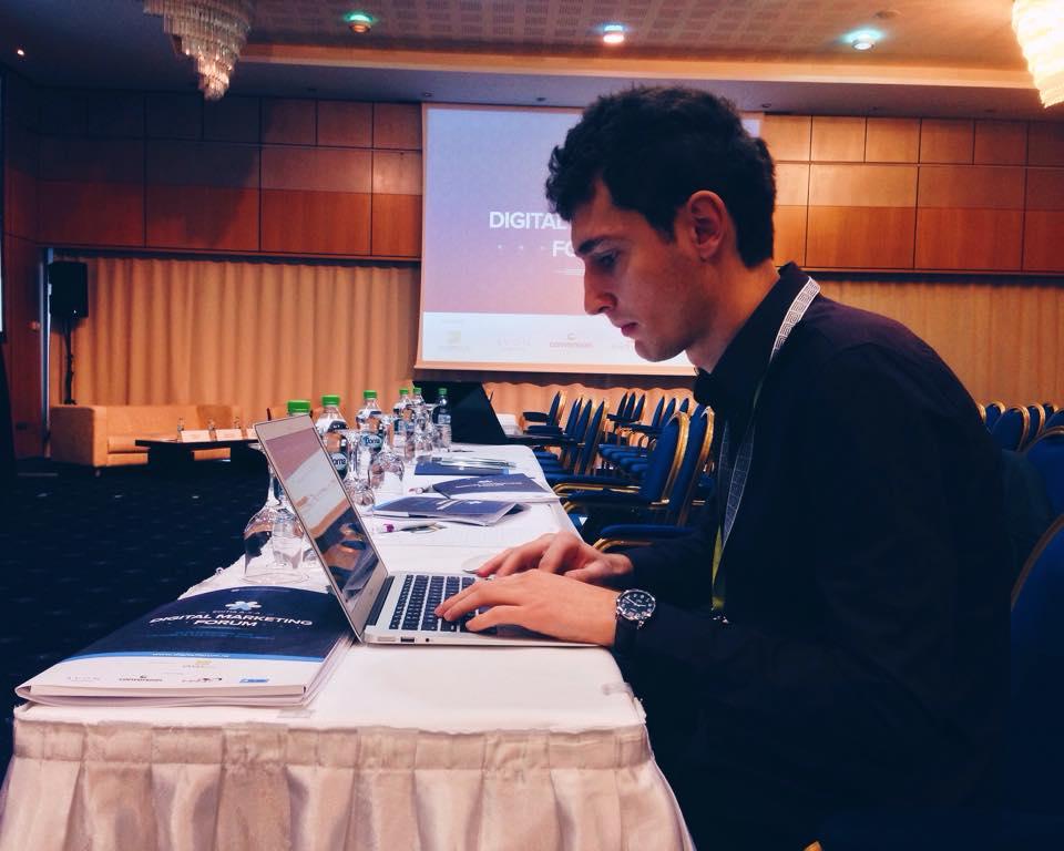 Crearea blogului, una dintre cele mai bune decizii pe care le-am luat până acum