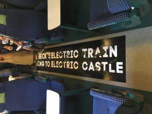 becks electric train - electric castle 4