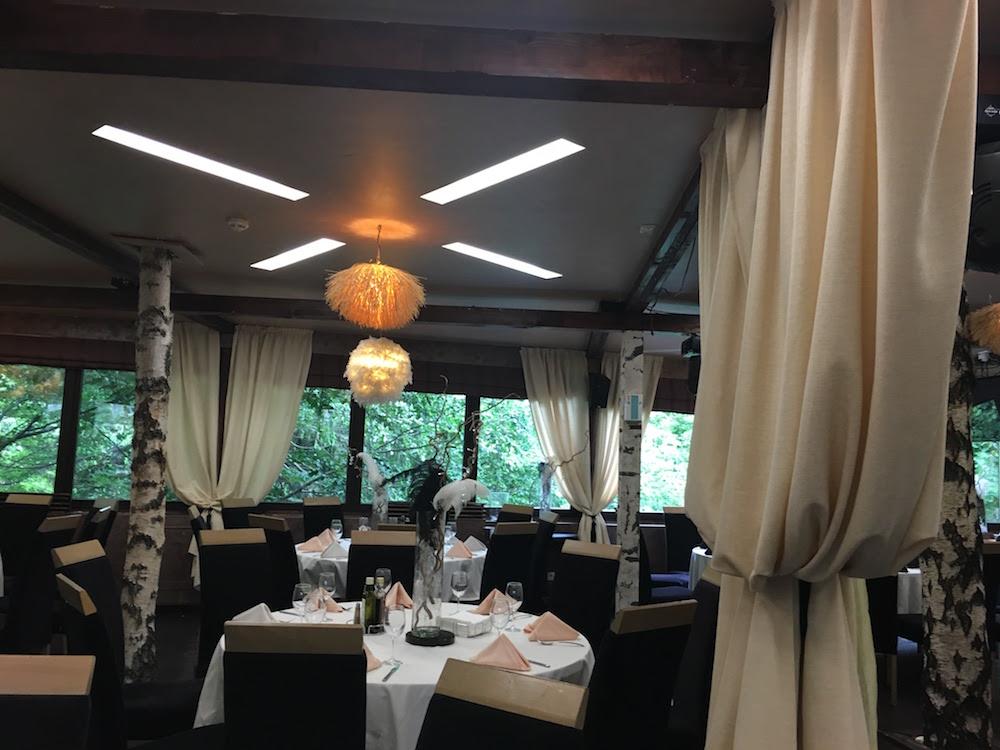 restaurante hotel alpin poiana brasov - 1