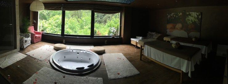 spa hotel alpin poiana brasov