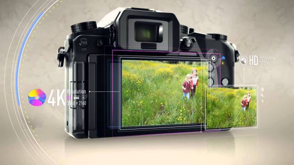 Panasonic Lumix DMC G7