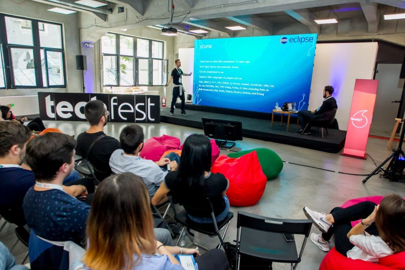 Techfest photo