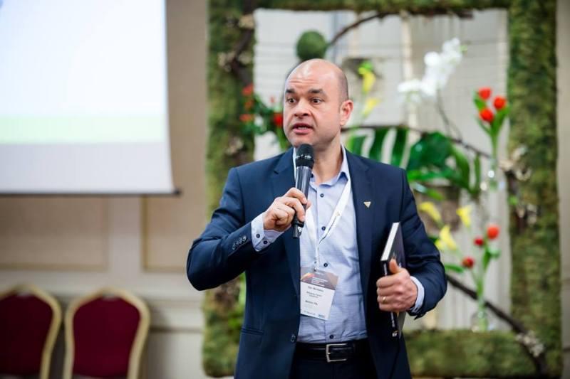 Dan Berteanu, Managing Partner Equatorial