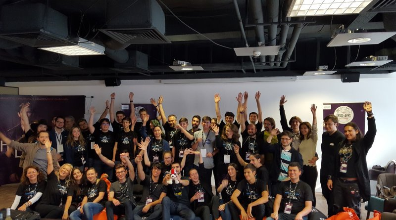 SpaceApps Challenge Bucharest 2018 overall