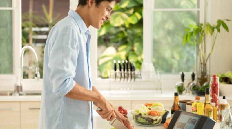LG Smart Kitchen-CES2019