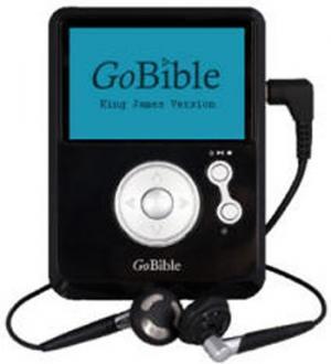Biblias en 'mp3' para quienes no saben leer