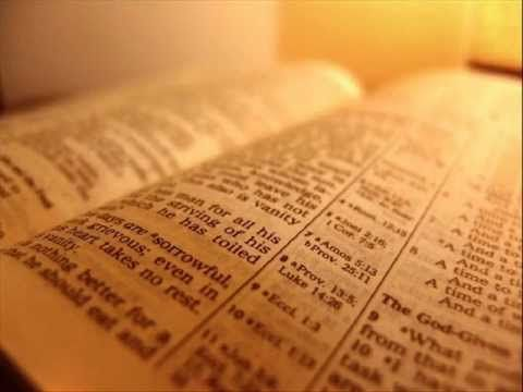 Escoger una buena traducción de la Biblia, ¡qué problema!