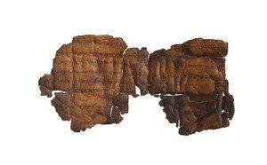 Seminario Teológico exhibe Rollos del Mar Muerto