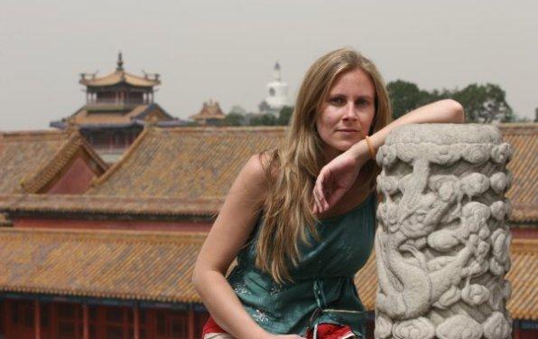 Cristina Martin Jimenez Club Bilderberg en China