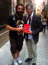 Lectores de Perdidos El Sevilla y Pablo