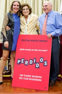 Perdidos con Cristina Martin Jimenez en el Ateneo (2)
