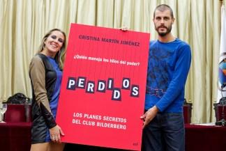 Perdidos con Cristina Martin Jimenez en el Ateneo (6)