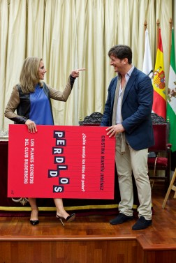 Perdidos con Cristina Martin Jimenez en el Ateneo (8)