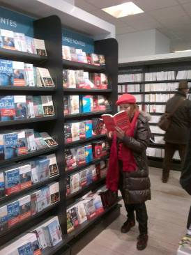 Lectores de Perdidos VIRGINIA SANCHEZ PARIS 2 (Perdidos Club Bilderberg)
